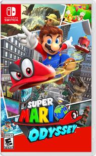 نزول سوبر ماريو اوديسي Super Mario Odyssey