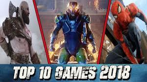 ألعاب جديدة 2018